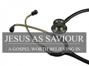 Jesus As Saviour